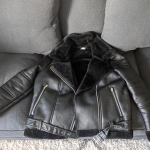 Topshop Cora jacket in UK 12/US 8 (about a medium)